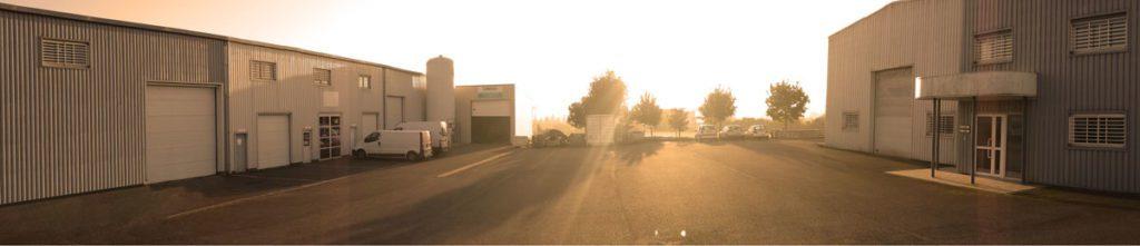Site Industriel SM3I