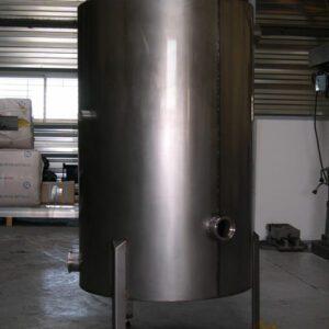 Cuve Inox - Développement spécifique - METALINOX