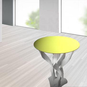 Aménagement intérieur : la table mange-debout
