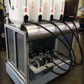 Pompe à huile sur-mesure - 1 - METALINOX