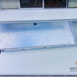 Poste d'emballage - Lean Concept - Balance + Séparateur cartons + Bras extensible + Tiroirs compartimentés 3 - METALINOX
