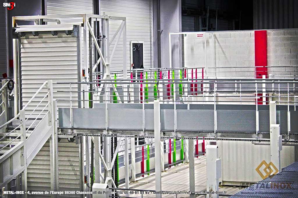 Projet Abiil - MJ LOGISTICS - Aménagements d'une plateforme de self-stockage - METALINOX (11)