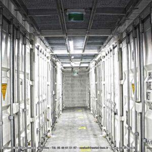 Projet Abiil - MJ LOGISTICS - Aménagement d'une plateforme de self-stockage - METALINOX (13)
