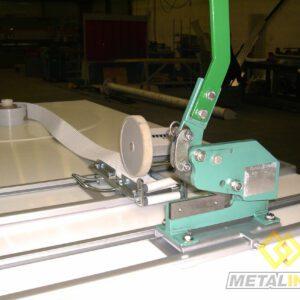 Table de découpe - Fabrication spécifique - METALINOX 2