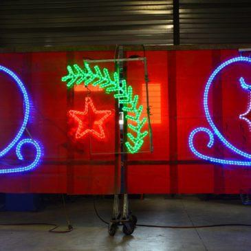 Réparation et création de vos décorations de Noël
