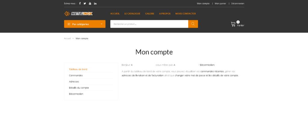 Boutique-Metalinox-Mon-compte