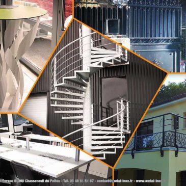 Concevez votre mobilier selon vos envies avec METALINOX